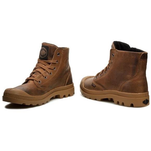 Women s Palladium Pampa Leather. M 5a66d5728df47048c3894c05 5ff615c2b